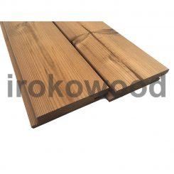 چوب ترمو 117*19 Z-Clips کاج ترکیه N