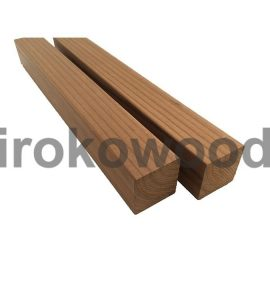 چوب ترمووود 42*42 SHP کاج فنلاند E