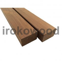 چوب ترمو 68*42 SHP کاج فنلاند