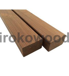 چوب ترمووود 68*42 SHP کاج فنلاند E