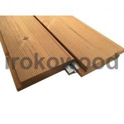 چوب ترمو 117*19 Z-Clips کاج فنلاند