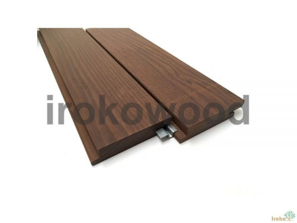 چوب ترمو 100*22 Z-Clips اش کرواسی EV