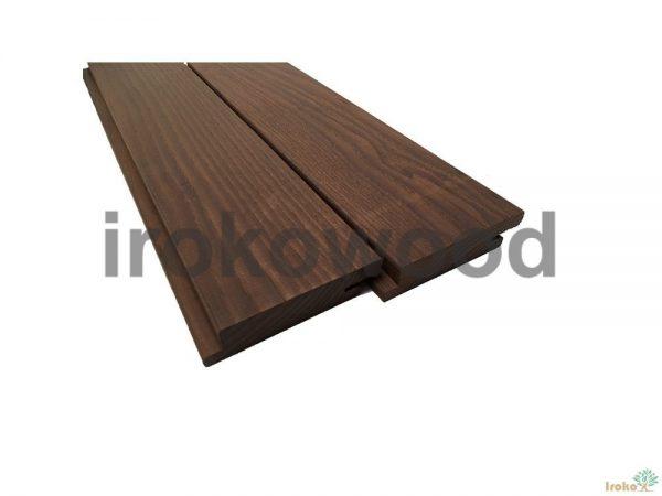چوب ترمووود 100*22 Z-Clips اش کرواسی EV