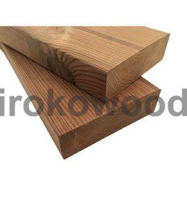 چوب ترمووود 140*42 SHP کاج فنلاند E