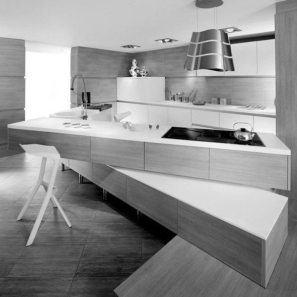 آشپزخانه چوب ترمو